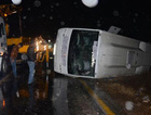 Konya'da midibüs faciası! 26 yaralı!