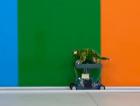 Çin'den 'bukalemun' robot
