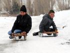 Bayburt'ta yarı yıl tatili uzatıldı - kar tatili