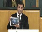 Selahattin Demirtaş: Ben teknoloji özürlüyüm!