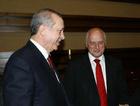 Erdoğan Yahudi temsilcileri ile buluştu