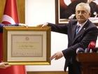 Erdoğan'ın mazbatası teslim edildi!