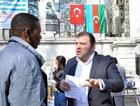 Azerbaycan'dan Türkiye için kardeşlik mesajları