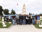 Şahinbey'in torunları Çanakkale'ye akıyor
