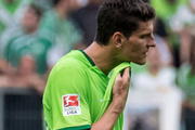 Mario Gomez siftah yaptı Wolfsburg yenildi!