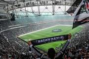 Beşiktaş- Antalyaspor maçı kapalı gişe