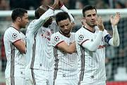 Beşiktaş'ın  ikinci turdaki muhtemel rakipleri!