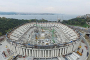 Vodafone Arena'nın son durumu!