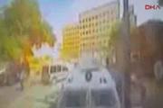 İşte Gaziantep'teki korkunç patlama anı!