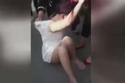 Aldatılan kadın öyle bir intikam aldı ki! Sokak ortasında...