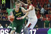 Milliler yarı finalde Litvanya'ya kaybetti!