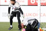 Beşiktaşlı futbolcu idmanda korkuttu