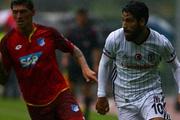 Beşiktaş'ın maçı yağmur nedeniyle ertelendi