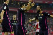 Arda Turan asist yaptı Barcelona kazandı