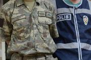 Isparta'da 5 rütbeli asker FETÖ'den tutuklandı