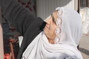Kadın Abdullah Öcalan çıkarmasını görünce