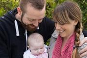 Doğumdan 3 ay sonra bu acı haberi öğrendi aile yıkıldı!