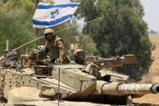 İsrail tankları Suriye'yi vurdu!