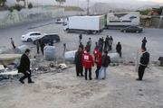 Türk Kızılay'ından Irak'a deprem yardımı
