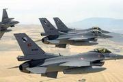 Türk jetleri PKK'ya ait 16 hedefi imha etti