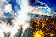 Dünya'ya bir de uzaydan bakın! Muhteşem fotoğraf...