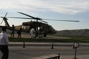 Genç kızın başına geldi; askeri helikopter havalandı!