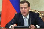 Rus Başbakan'dan Binali Yıldırım'a teşekkür