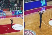 Down Sendromlu basket sever herkesi ağlattı