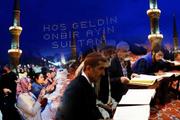 Dünya Türkiye'de Ramazan'ı böyle gördü!Muhteşem kareler