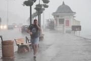 İstanbul saatlik hava durumu yağmur için uyarı