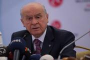 Bahçeli'den: Ya Afrin yıkılsın, ya teröristler yakılsın