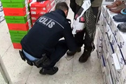 Polisten engelli gence duygulandıran hareket