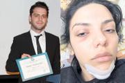 Baba Candır'ın yıldızı Tolga Pancaroğlu'nun sevgilisiyle cinsel ilişki kaseti