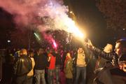Sarı Yelekli eylemi Karadağ'a sıçradı