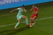 Portekizli kadın futbolcudan hayata küstüren çalım