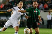 Akhisarspor Krasnodar'ı elinden kaçırdı!