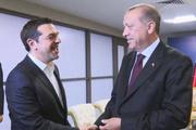 Erdoğan- Çipras görüşmesi başladı