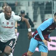 Beşiktaş Trabzonspor maçı fotoğrafları