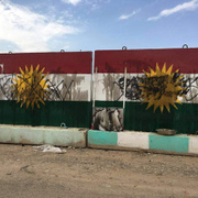 Irak ordusu peşmergeyi sürdüğü noktalarda! Bayraklar indiriliyor