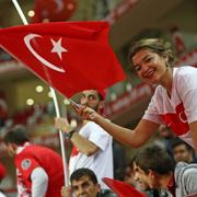 Türkiye Arnavutluk maçı fotoğrafları