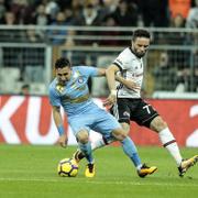 Beşiktaş Osmanlıspor maçı fotoğrafları