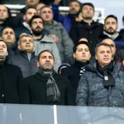Sivasspor-Beşiktaş maçı fotoğrafları