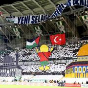 Konyaspor-Fenerbahçe maçı fotoğrafları