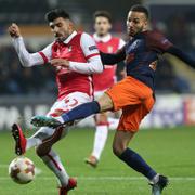 Başakşehir-Braga maçı fotoğrafları
