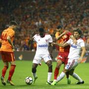 Galatasaray Karabükspor maçından fotoğraflar