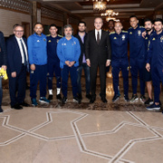 Numan Kurtulmuş'tan Fenerbahçe'ye ziyaret