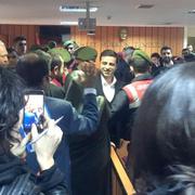 Selahattin Demirtaş'ın son hali! 14 ay sonra ilk kez eşi de...