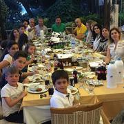 İzzet Yıldızhan çocukları 9 yaptı! Herkes eşini merak ediyor
