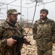 TSK vuruyor ÖSO ilerliyor Afrin'den yeni kareler