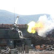 Zeytin Dalı'nda 'Fırtına' etkisi! Tepelerine tepelerine...